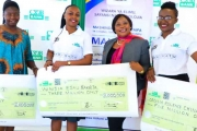 The NM-AIST wins three Awards of MAKISATU 2020
